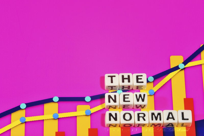 An enthusiastic team in the 'new normal' of your business