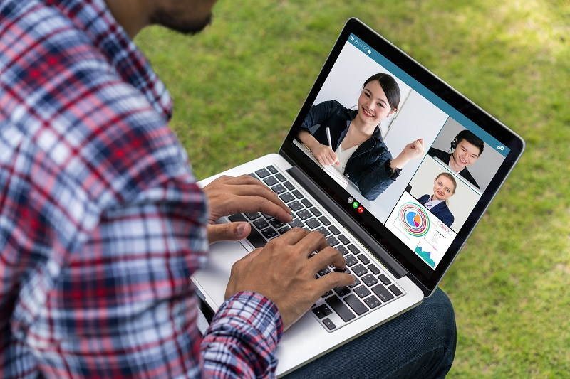 Managing teamwork in your business successfully in a remote environment